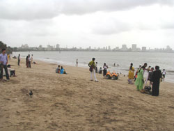 Girgaon Beach - Chowpatty